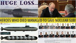 REVEALED: What Actually Happenned On Russia's Top Secret Submarine