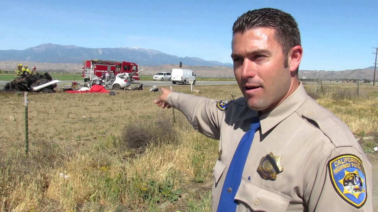 Chp statement from Ramona Expressway crash by Miguel Shannon