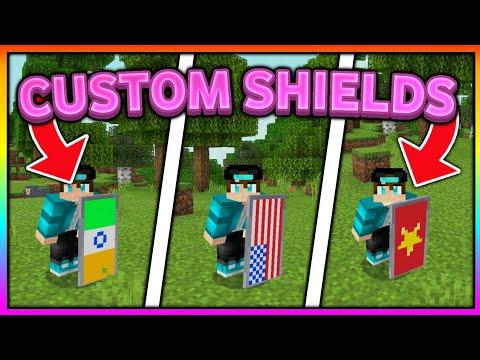 How To Make A Shield In Minecraft 2020
