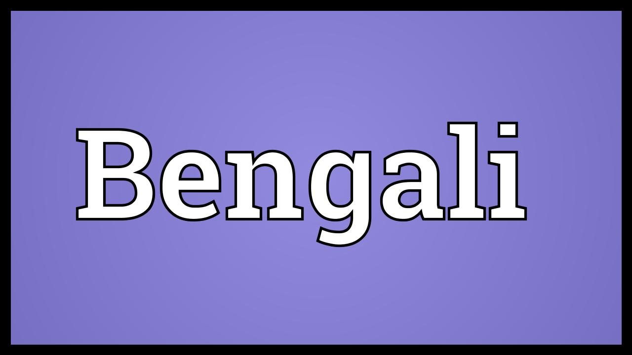 Bmw Full Form In Bengali >> Bengali Meaning Youtube