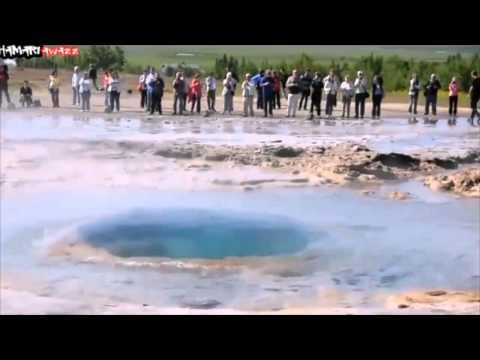 Hồ Nước Có Hiện Tượng Kỳ Lạ Nhất Thế Giới.