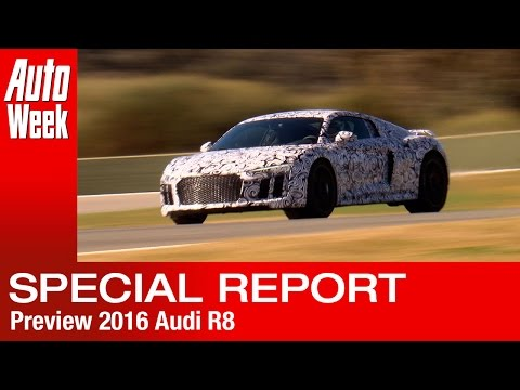 Audi R8 [2016 model] special report - English subtitled