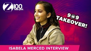 Baixar Isabela Merced Takes Over Our 9@9 Countdown!