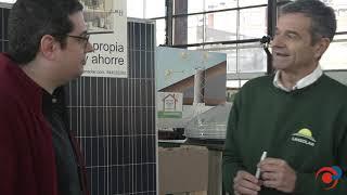 Autoconsumo Fotovoltáico: aerotermia con energía solar fotovoltaica. Con Lansolar Ingenieros