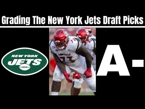 *GRADING* The New York Jets Draft Picks