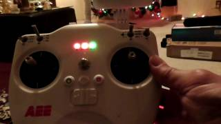 AEE AP10 Pro Drone: How to connect to the smart phone APP for FPV, Video recording and photos