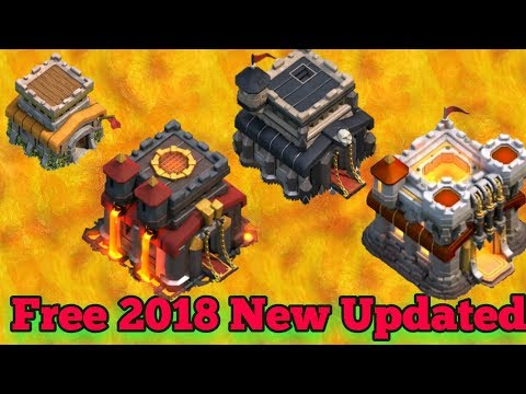 FREE COC ACCOUNTS 2018 LATEST ACCOUNTS