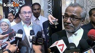 Anwar gagal lagi: Shafee ketuai pendakwaan dalam  rayuan liwat II