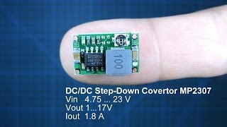 DC/DC Step-Down Convertor MP2307