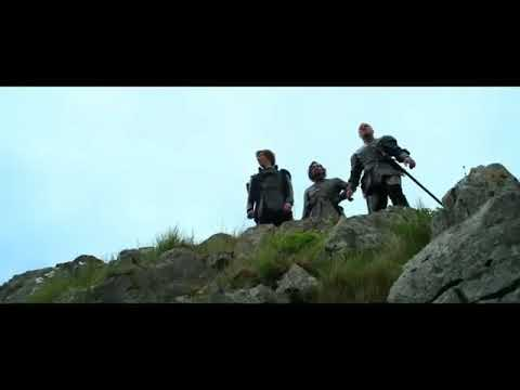 Download Giants Attack Humans Scene,jack the gaint full movie