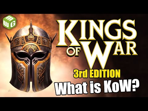 What's New to Kings of War 3rd Edition?