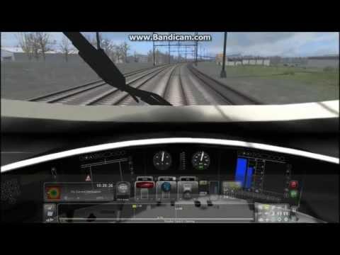 Train Simulator 2013 HD EXCLUSIVE: Siemens Velaro CRH380BL Type Train Flies Up the NEC to New York