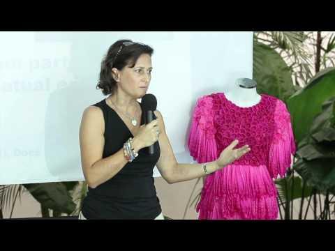 O peso das dietas: Sophie Deram at TEDxJardinsWomen 2013