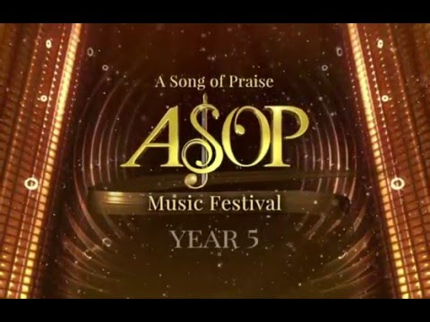 How to join A Song of Praise Music Festival