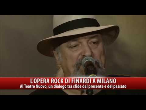 L'opera rock di Eugenio Finardi a Milano