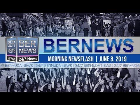 Bernews Newsflash For Saturday, June 8, 2019