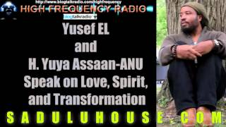 Part 1- Yusef El and H  Yuya Assaan ANU on High Frequency Radio