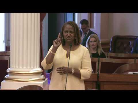 Sen. Mitchell: Remarks on Congress Vote on ACA