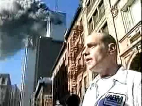 9/11 Eyewitness to Twin Towers Basement Explosion?
