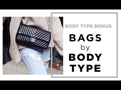 The Best Bags For Your Body Type