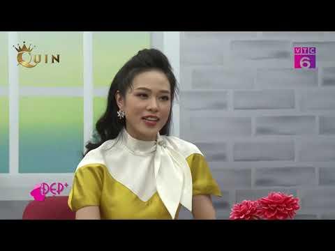 Talkshow ĐẸP+ VTC6  - Quin Cosmetics