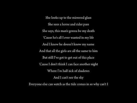 Shalott - Emilie Autumn w/Lyrics