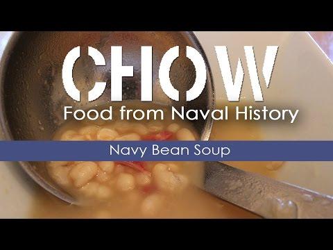 CHOW: Navy Bean Soup