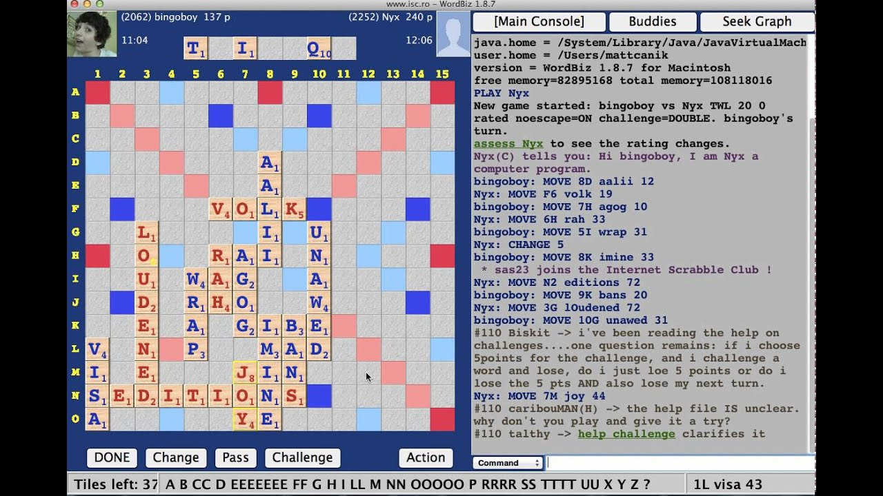 Scrabble Word Finder - The best online Scrabble Cheat