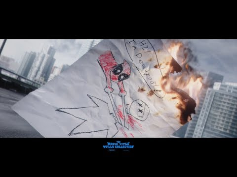 Deadpool (2016) title sequence