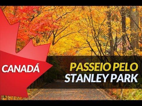 Videocast: Passeio pelo Stanley Park em Vancouver