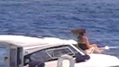 Lenny Dykstra raves about Swedish girls sunbathing nude on