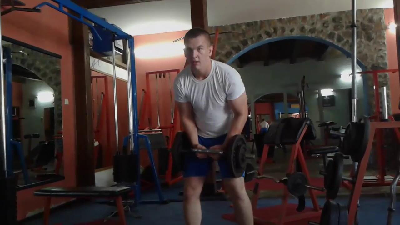 Arm wrestling endurance training