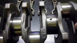 Запчасти для сборки (ремонта) Шорт-блока Форд Транзит 2.4(, 2016-03-15T14:13:12.000Z)