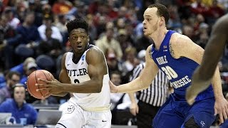 Middle Tennessee vs. Butler: Game Highlights