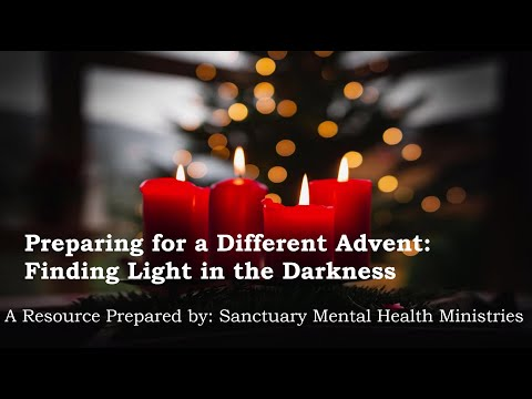 Preparing for Advent 2020: Finding Light in the Darkness
