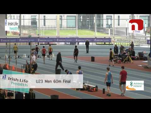 Irish Life Health National Junior & U23 Indoor Championships