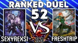 Smite: S4 - Ranked Duel #52 - Thanatos vs Artemis