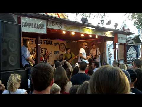 Charlie Robison - Down Again @ Hill's Cafe Austin KVET Music Free TX Music Series 2010