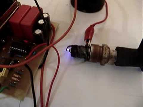 DIY CDI / Multi-Spark Capacitor Discharge Ignition