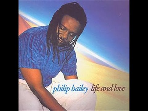 PHILIP BAILEY ★ Shower Me with Your Love