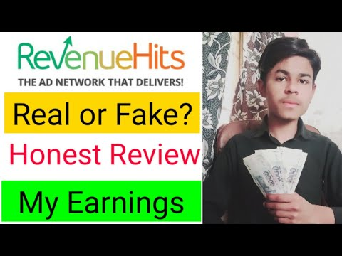 Revenue Hits Scam In 2020 | Real Or Fake ? | Honest Review | Evey Tech