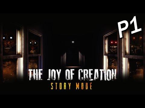The Joy of Creation: Story Mode Part 1 - 睡房 [附中文字幕]