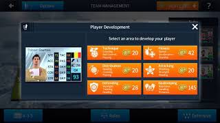 Dream League Soccer 2018 - Unlimited player development [No root]