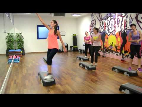 Step choreography - Ursula Silvestrini