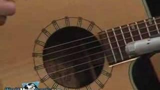 Washburn Acoustic Electric Guitar D46SCE-N Demo