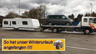 Unser Abenteuer Wintercamping