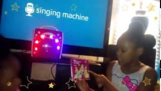 Disney Princess Music Box Karaoke