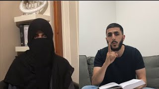 UMM ABDULLAH CONFESSION & HASANATS DISBELIEF