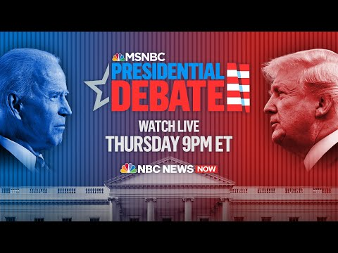 Watch Live: Final Presidential Debate Of The 2020 Election | MSNBC