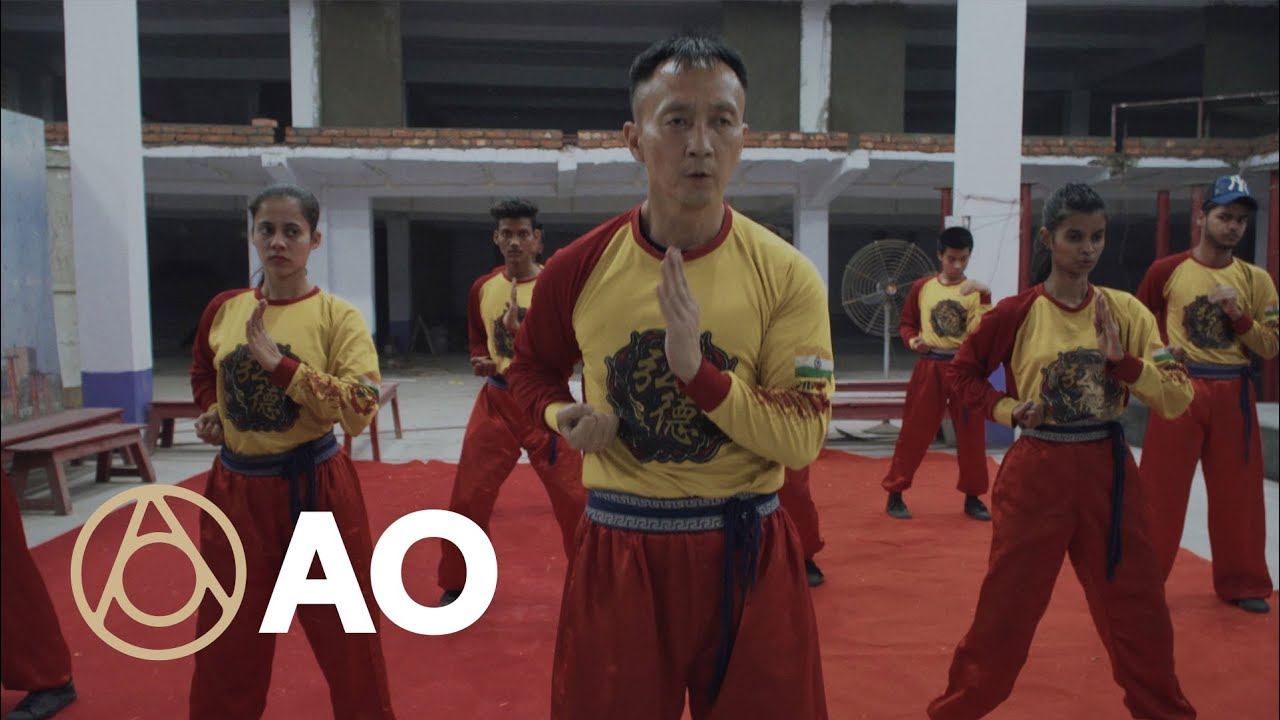 Training to Become a Lion Dancer | Atlas Obscura